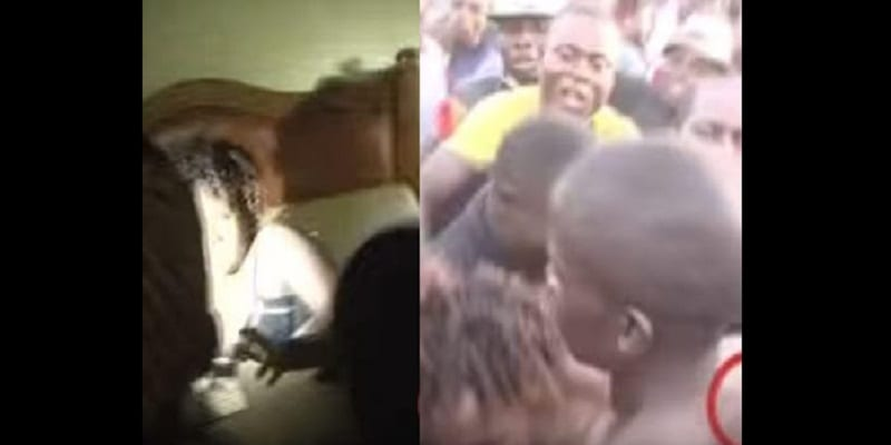 Photo de Kenya: une femme mariée retrouvée 'collée' avec son amant dans un hôtel (VIDÉO)