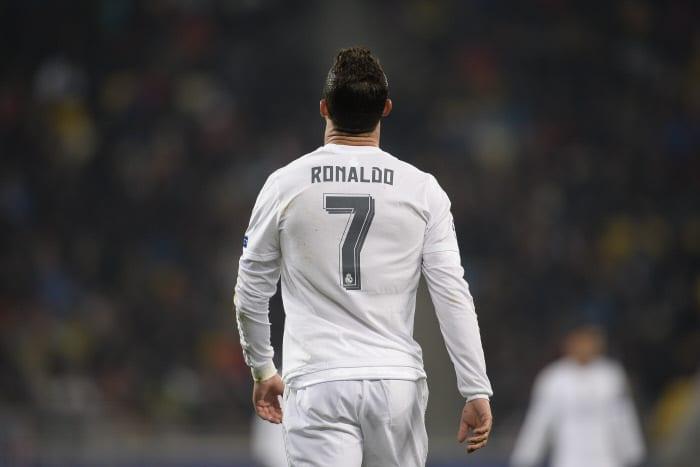 Photo de Découvrez pourquoi Ronaldo porte toujours le numéro 7