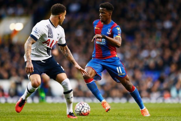 Photo de Angleterre: l'Ivoirien Wilfried Zaha, classé 3eme meilleur dribbleur de Premier League. Voici le Top 10