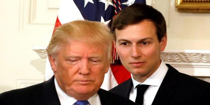 Photo de USA – Ingérence russe: Jared Kushner, le mari d'Ivanka Trump, est visé par le FBI. Explication