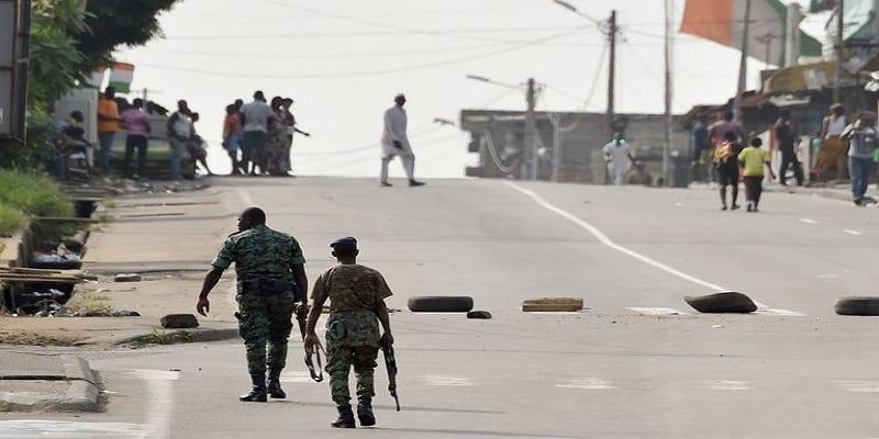 Photo de Côte d'Ivoire: malgré une mise en garde de la garde républicaine, des tirs se font entendre à Bouaké et Abidjan