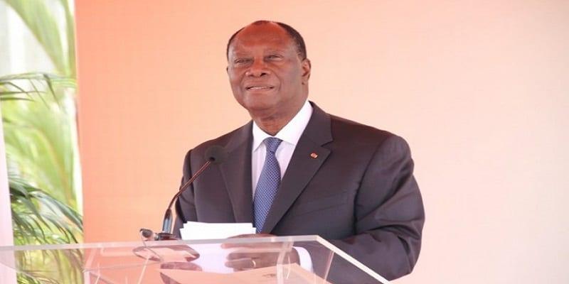 Photo de Côte d'Ivoire : Rentrée solennelle du nouveau sénat dans la 3e république