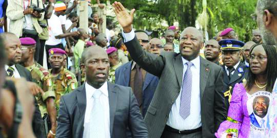"""Photo de """"CPI ça suffit"""" l'opération lancée pour la libération de Laurent Gbagbo et de Blé Goudé"""