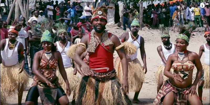 Photo de Vidéo: découvrez le clip de Fally Ipupa valorisant la culture africaine qui fait le buzz