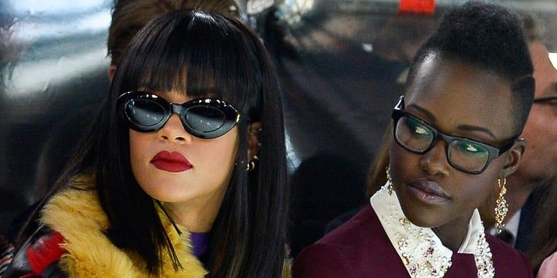 Photo de USA: Rihanna et Lupita Nyong'o, s'unissent pour un gros projet. Un duo qui promet!