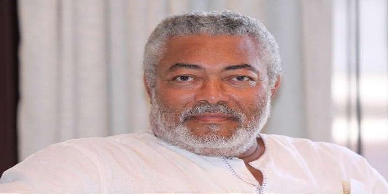 Photo de Ghana: la folle rumeur du décès de Jerry Rawlings. La réaction de son cabinet.