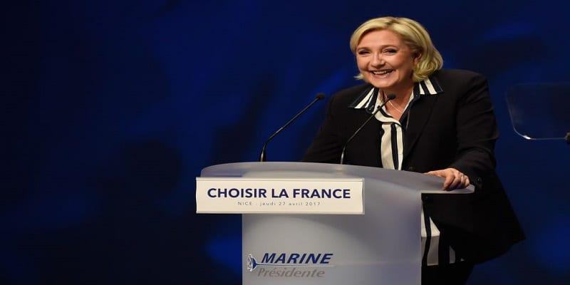 Photo de France: Marine Le PEN renomme son parti, et crée un tollé!