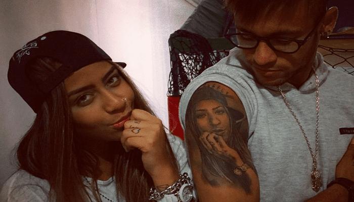 Photo de La sœur de Neymar est en couple avec un coéquipier de son frère (photos)