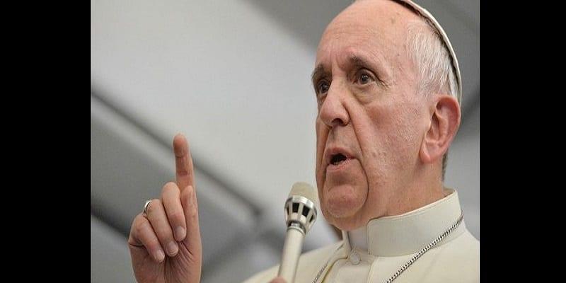 Photo de Le Pape fait une incroyable comparaison sur certains avortements