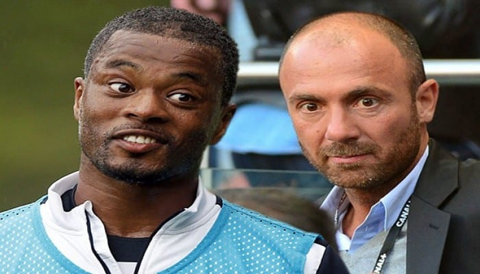 """Photo de Christophe Dugarry répond aux attaques de Patrice Evra: """"Ce joueur devient pathétique"""""""