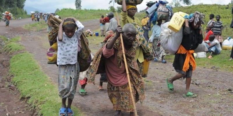 Photo de Burkina Faso: Plus de 4000 déplacés vers le  Togo. La raison