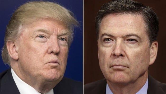 Photo de USA: après son limogeage, l'ex patron du FBI accuse Donald Trump. La raison!