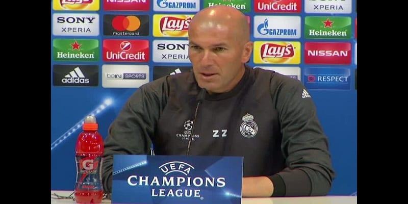Photo de Foot:  Zidane réussira t-il à remporter sa 2ème coupe consécutive de la ligue des champions?
