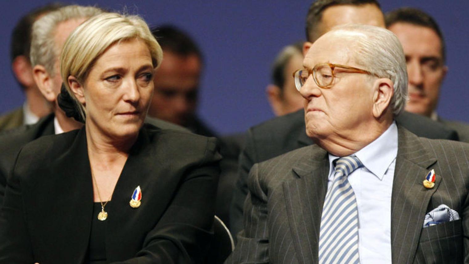 Photo de Débat présidentiel: « Marine Le Pen pas à la hauteur » selon son père