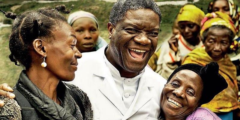 Photo de Portrait de Denis Mukwege, l'homme qui répare les femmes