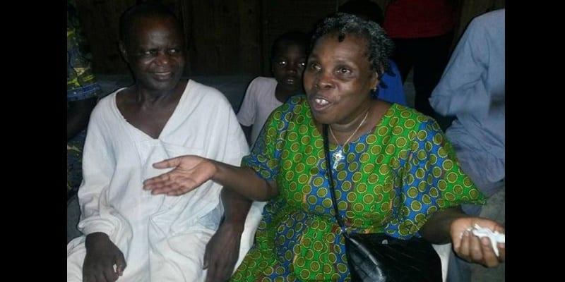 """Photo de Côte d'Ivoire: """"j'étais en pèlerinage à la Maca """", dixit maman Gbagbo"""