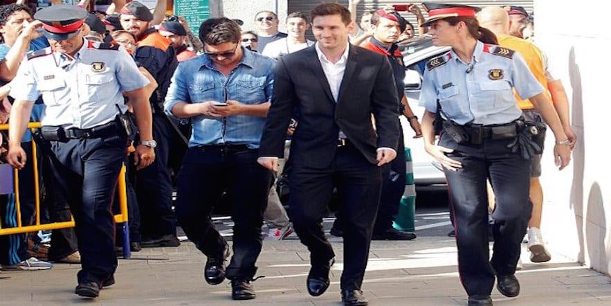 Photo de Fraude Fiscale: Messi n'ira pas en prison… voici pourquoi