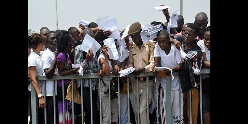 Photo de L'Afrique fera face à un déficit de 50 millions d'emplois d'ici à 2040