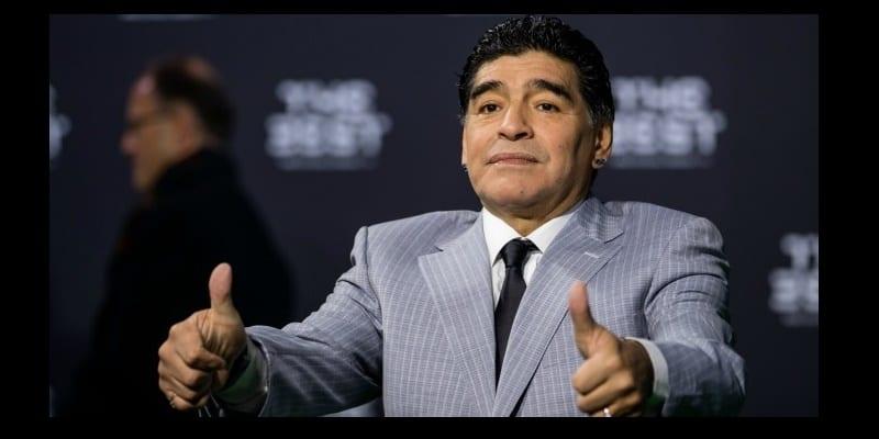 Photo de Ronaldo ou Messi: voici le meilleur selon Maradona