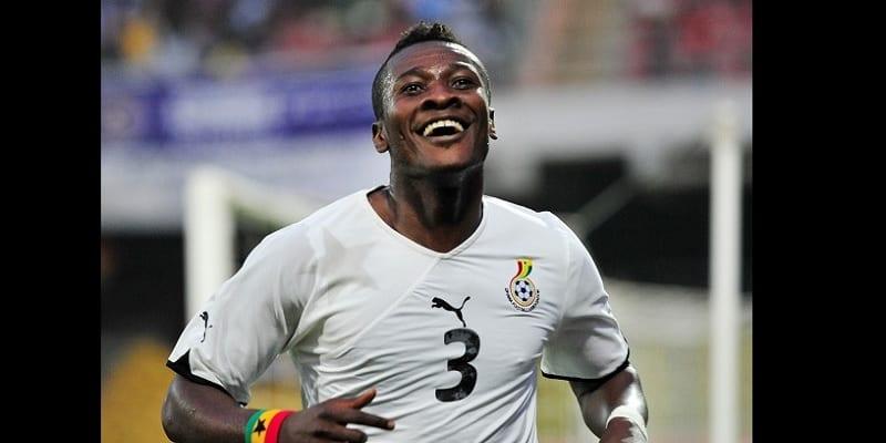 Photo de VIDÉO: Asamoah Gyan révèle consulter des marabouts. La raison