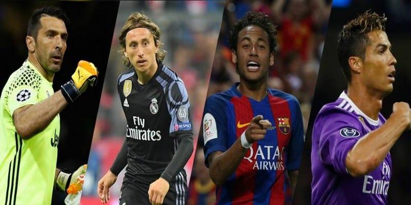 Photo de France Football: voici le 11 type de la Ligue des champions. L'absence d'une grande star surprend!