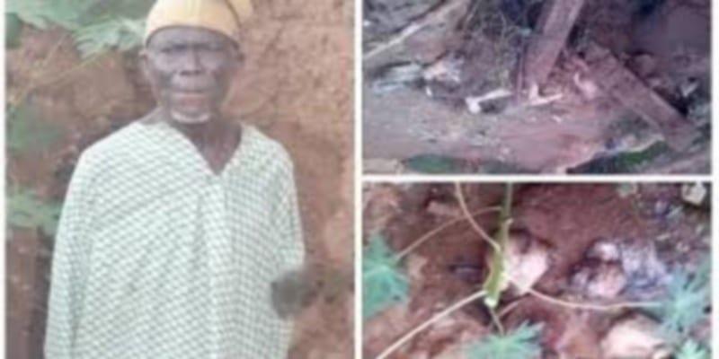 Photo de Nigeria : horrible, des restes humains décapités retrouvés chez un herboriste de 80 ans (Photos)