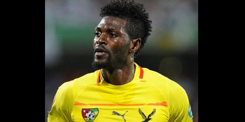 Photo de Togo: Emmanuel Adebayor effectue un déplacement pour Marseille…la raison