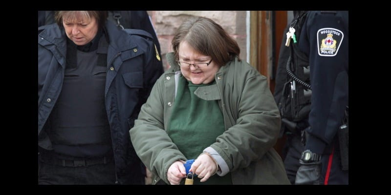 Photo de Canada: une ex-infirmière tue 8 de ses patients, la raison de son acte va vous surprendre!