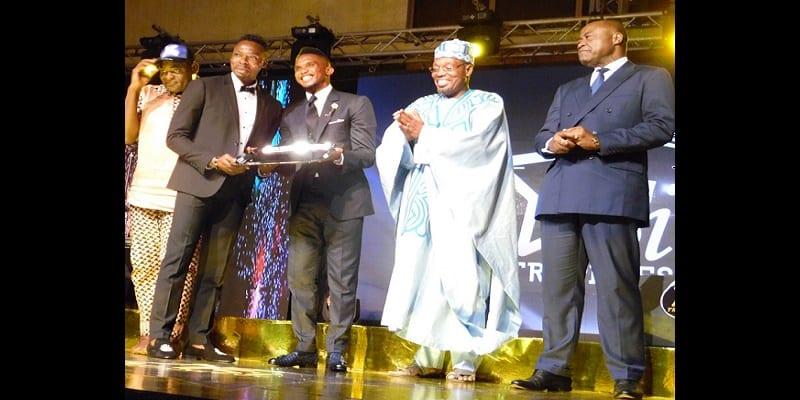 Photo de RSI Trophées 2017 : Samuel Eto'o, Aboudi Onguene, Fabrice Ondoa recompensés