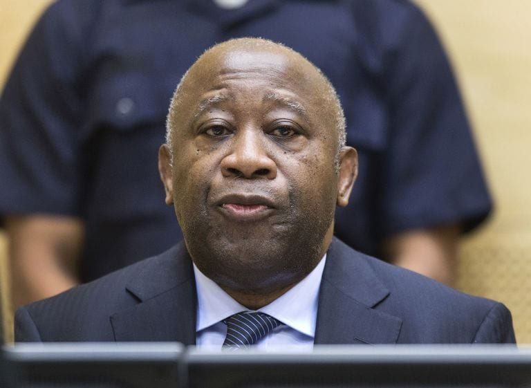 Photo de Décision de la CPI: Laurent Gbagbo restera en prison