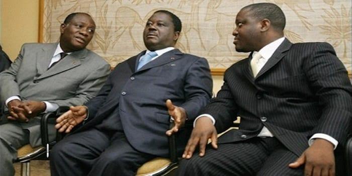 Photo de Côte d'Ivoire: Une série de limogeages crée une grosse tension en Bedié, Soro et le RDR