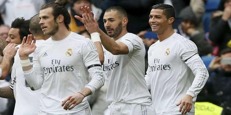 Photo de Voici le joueur le plus sollicité du Real: ce n'est ni Ronaldo, ni Bale, ni  James Rodriguez…Découvrez-le