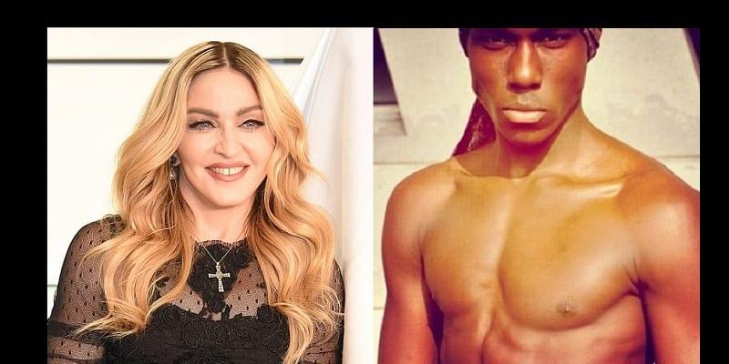 Photo de La chanteuse Madonna largue son jeune amant ivoirien de 25 ans. La raison!