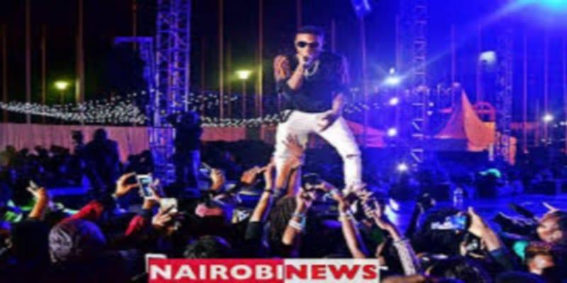 Photo de Concert de Wizkid au Kenya : une femme échappe à la mort (vidéo)