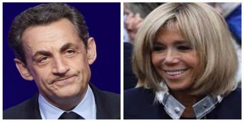 Photo de Nicolas Sarkozy fait de surprenantes confidences sur Brigitte Macron