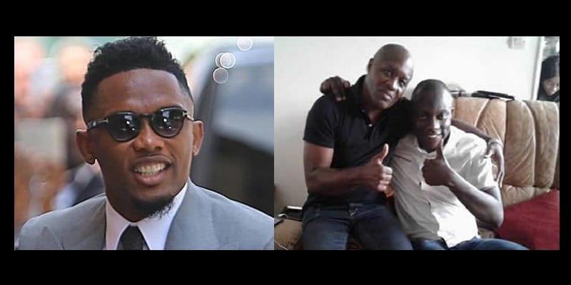 Photo de Ce camerounais a un talent incroyable en parlant du parcours de Samuel Eto'o…Découvrez le en vidéo