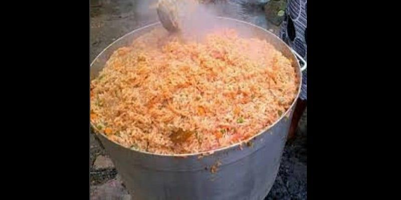Photo de Nigeria: 5 membres d'une famille meurent après avoir mangé une marmite de riz.