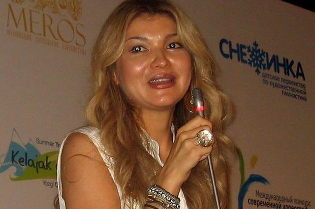Photo de Ouzbékistan: La fille de l'ex-président Karimov arrêtée et emprisonnée