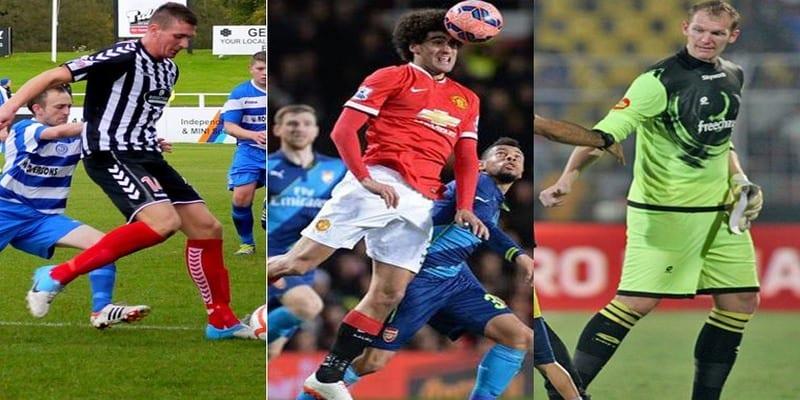 Photo de Découvrez le top 7 des footballeurs les plus grands au monde (photos)