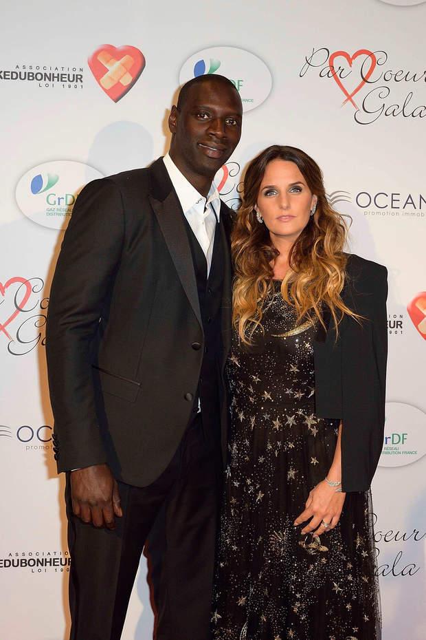 Photo de L'épouse de l'acteur Omar Sy s'insurge contre des propos racistes