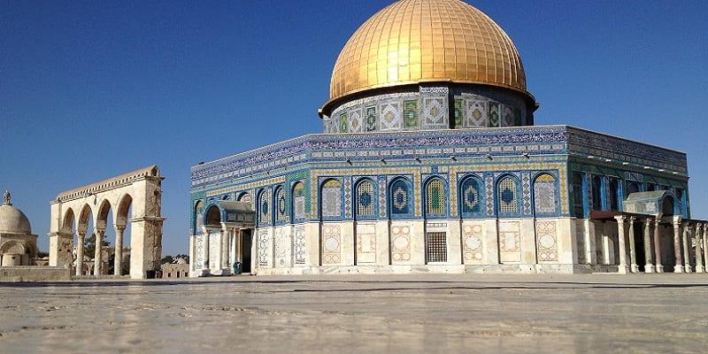 Photo de Monde: la police israélienne restreint l'accès à l'esplanade des mosquées