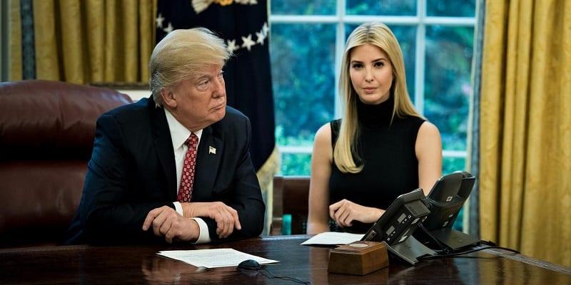 Photo de Ivanka Trump se fait moquer sur la Toile. Découvrez la raison!