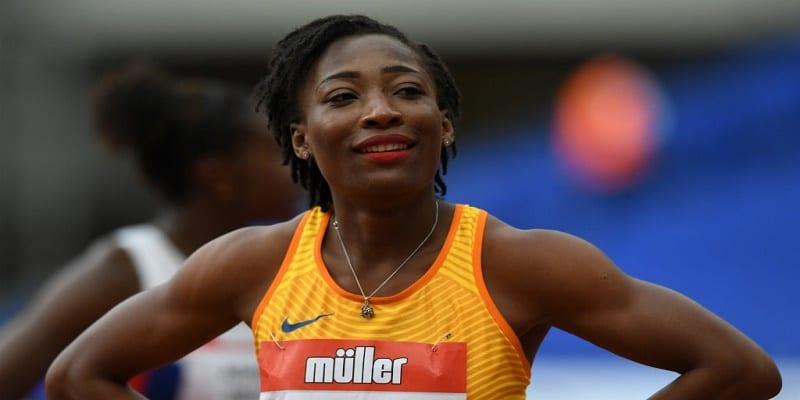 Photo de Côte d'Ivoire/Athlétisme: Josée Ta Lou nommée ambassadrice