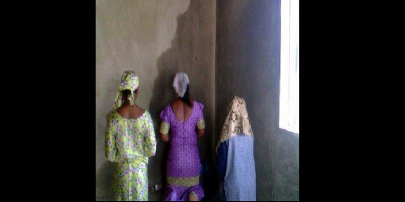 Photo de Nigeria: Une image de Jésus-Christ aurait apparu sur le mur d'une église. Explications