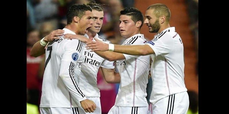 Photo de Découvrez la seule équipe contre laquelle le Réal Madrid n'a inscrit aucun but en ligue des champions