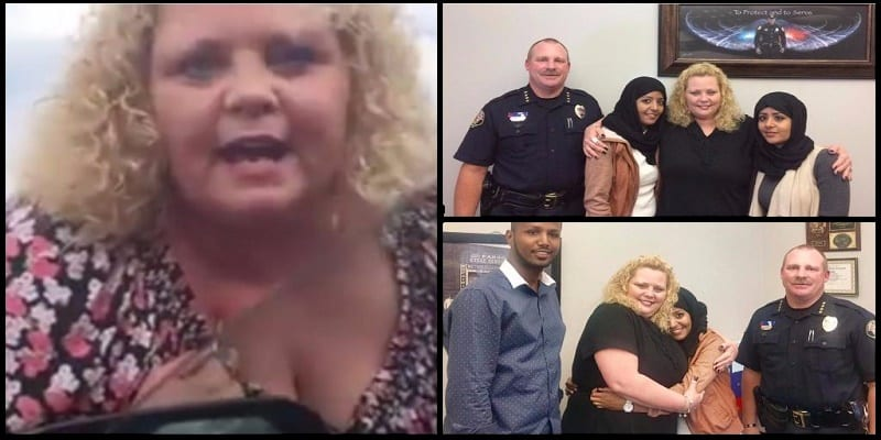 Photo de USA: Victime d'injures islamophobes, Découvrez la belle réaction d'une jeune musulmane