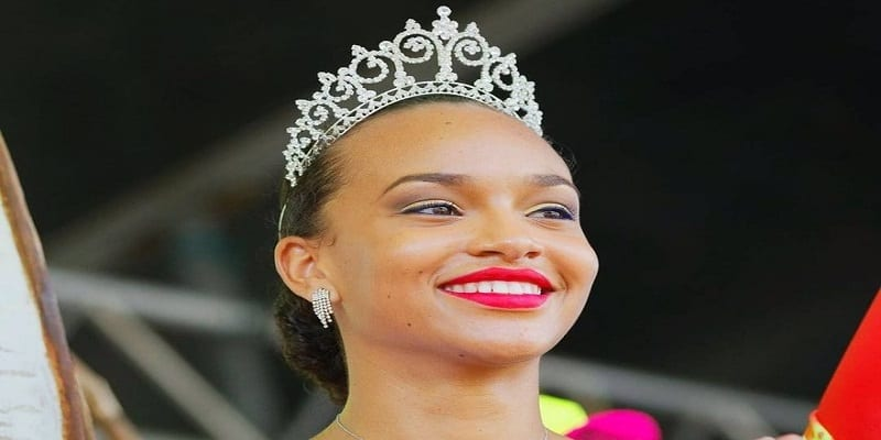Photo de La Miss Martinique disqualifiée du concours Miss France 2018. Voici les raisons!