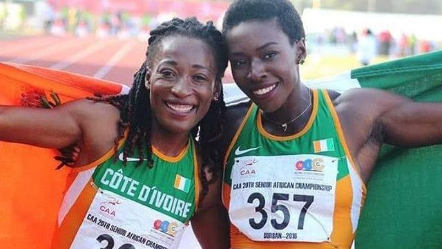 Photo de Championnat du Monde-Athlétisme: Ta Lou rend hommage à Murielle Ahouré