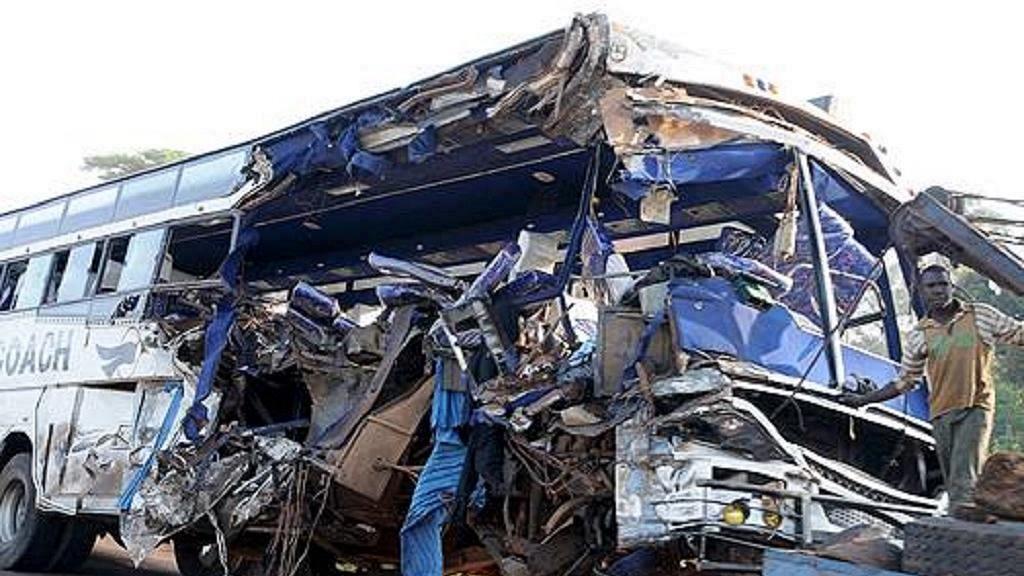 Photo de Madagascar : mort tragique de 34 pèlerins dans un accident de la route