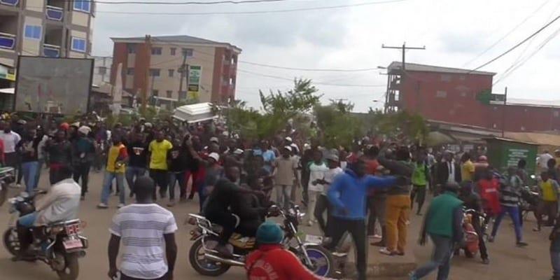 Photo de Cameroun : une vidéo de détenus anglophones dans une cellule sordide crée la polémique (vidéo)